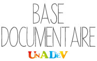 Base Documentaire UNADEV