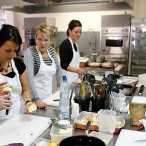 Accompagnement régulier Atelier Gourmand 1 mardi par mois - Lyon