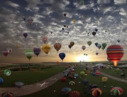 Accompagnement sortie en montgolfière et Musée de l'aviation samedi 29 octobre