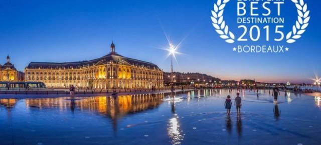 Accompagnement d'une journée découverte de Bordeaux aux bénéficiaires marseillais dimanche 11/12/16