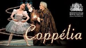 Accompagnement au Grand Théâtre au ballet Coppélia jeudi 15 décembre