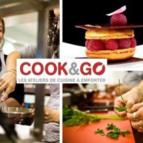 Accompagnement et participation à un atelier cuisine à « Cook'n Go » jeudi 16 mars Bordeaux