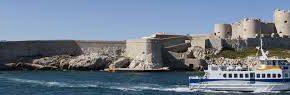 Accompagnement sortie culturelle sur l'île de Frioul jeudi 20 avril -  Marseille