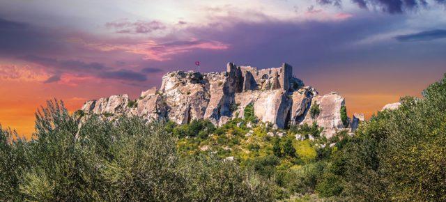 Accompagnement journée découverte les Baux de Provence jeudi 21 sept - Marseille