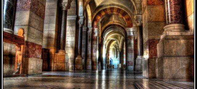 Accompagnement découverte Cathédrale Sainte-Marie-Majeure mercredi 20 sept - Marseille