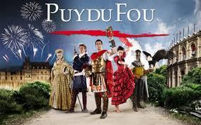Accompagnement séjour au Puy du Fou du vendredi 24 au dimanche 26 novembre - Marseille
