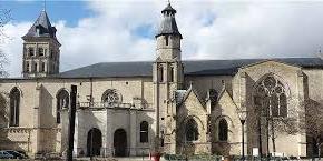 Sortie socio culturelle Visite de la Basilique Saint Seurin Mercredi 25 avril - Bordeaux