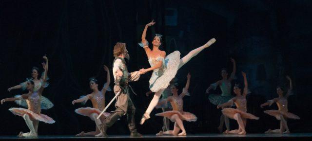 Accompagnement Ballet classique au Grand Théâtre : Mardi 18 décembre 2018 de 19h15 à 22h30