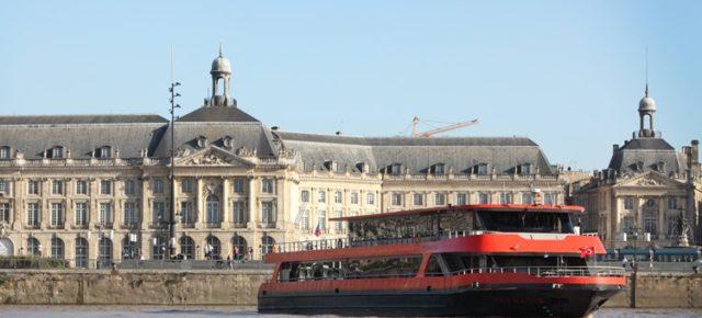 Accompagnement Déjeuner Croisière sur la Garonne: Vendredi 21 décembre de 11h15 à 16h00