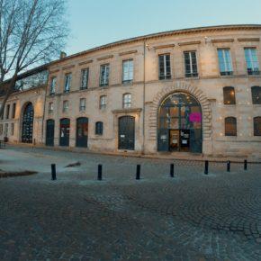 Facade du Théâtre National de Bordeaux