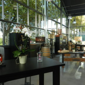 """Sortie socio-culturelle à la distillerie """"Moon Harbour"""" :Vendredi 22 février de 10h15 à 13h00"""
