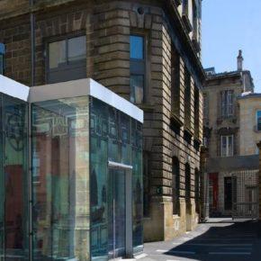 Entrée du Musée d'ethnographie
