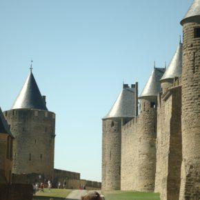 Les lices hautes de Carcassonne